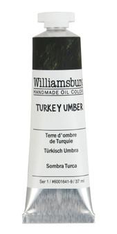Williamsburg Handmade Oil 37ml Turkey Umber