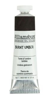Williamsburg Handmade Oil 37ml Burnt Umber
