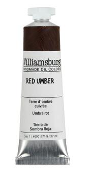 Williamsburg Handmade Oil 37ml Red Umber