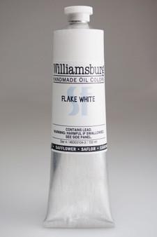 Williamsburg Oil 150ml Safflower Oil Color Flake White