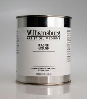 Williamsburg 16oz Lead Oil Ground