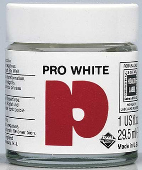 Daler-Rowney Pro White 1oz Bottle
