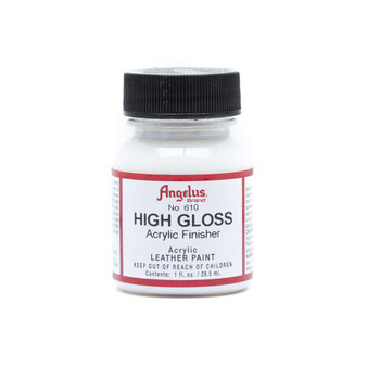 Angelus Leather Acrylic Finisher High Gloss 1oz