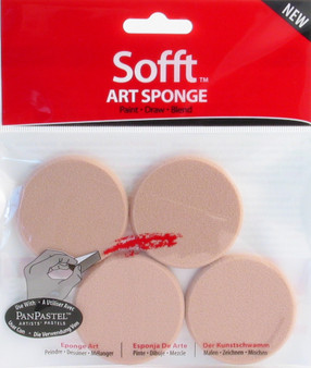 Sofft Sponge Round