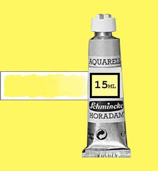 Schmincke Horadam Aquarell 15ml Chromium Yellow Hue Lemon - 211