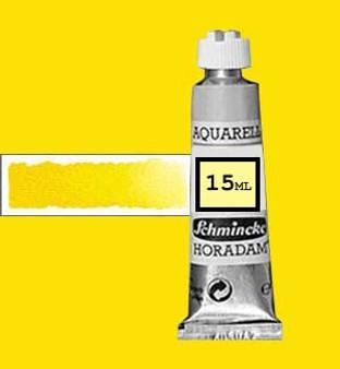 Schmincke Horadam Aquarell 15ml Chromium Yellow Hue Light - 212
