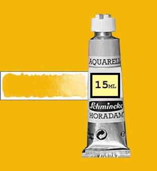 Schmincke Horadam Aquarell 15ml Chromium Yellow Hue Deep - 213