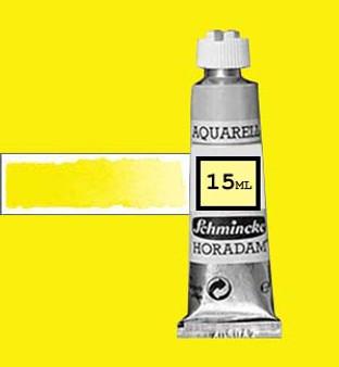Schmincke Horadam Aquarell 15ml Pure Yellow - 216