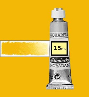 Schmincke Horadam Aquarell 15ml Indian Yellow - 220