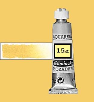 Schmincke Horadam Aquarell 15ml Brilliant Yellow Dark - 221
