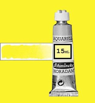 Schmincke Horadam Aquarell 15ml Cadmium Yellow Light - 224