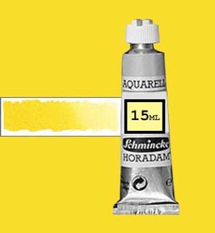 Schmincke Horadam Aquarell 15ml Cadmium Yellow Medium - 225