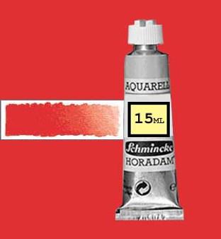 Schmincke Horadam Aquarell 15ml Cadmium Red Light - 349