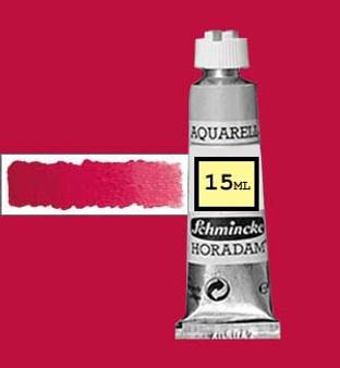 Schmincke Horadam Aquarell 15ml Alizarin Crimson - 357