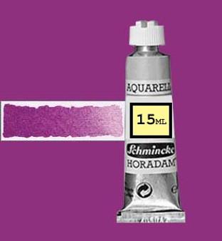 Schmincke Horadam Aquarell 15ml Manganese Violet - 474