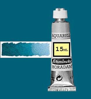Schmincke Horadam Aquarell 15ml Helios Turquoise - 475
