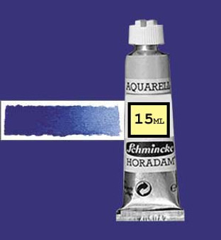 Schmincke Horadam Aquarell 15ml Delft Blue - 482