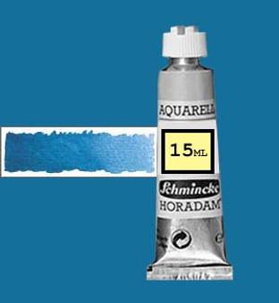 Schmincke Horadam Aquarell 15ml Phthalo Blue - 484