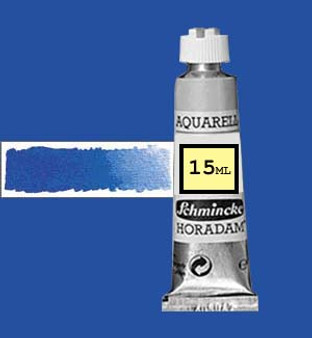 Schmincke Horadam Aquarell 15ml Cobalt Blue Tone - 486