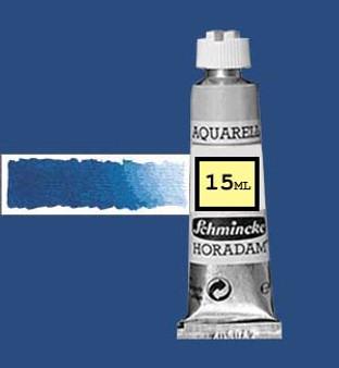 Schmincke Horadam Aquarell 15ml Prussian Blue - 492