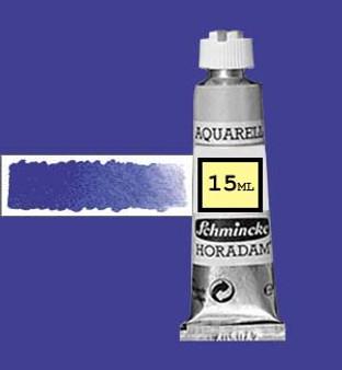 Schmincke Horadam Aquarell 15ml Ultramarine Violet - 495