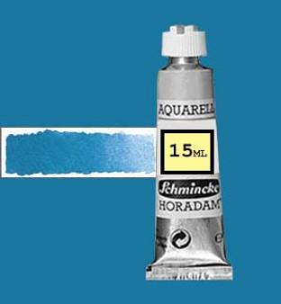 Schmincke Horadam Aquarell 15ml Cobalt Cerulean - 499