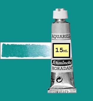 Schmincke Horadam Aquarell 15ml Cobalt Green Turquoise - 510