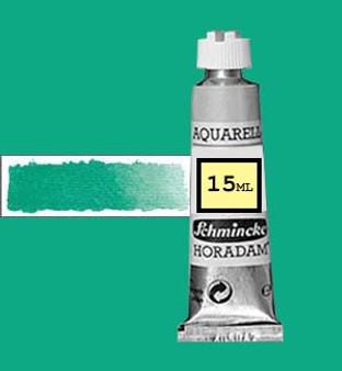 Schmincke Horadam Aquarell 15ml Chromium Oxide Green Brilliant - 511