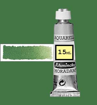 Schmincke Horadam Aquarell 15ml Chromium Oxide Green - 512