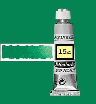 Schmincke Horadam Aquarell 15ml Helios Green - 514