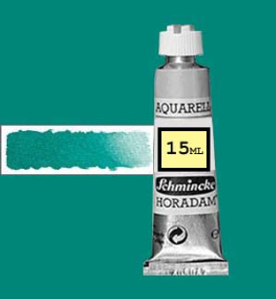 Schmincke Horadam Aquarell 15ml Phthalo Green - 519