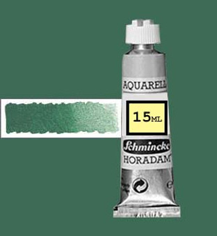 Schmincke Horadam Aquarell 15ml Cobalt Green Dark - 533