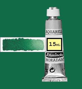 Schmincke Horadam Aquarell 15ml Permanent Green Olive - 534