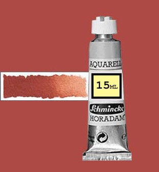 Schmincke Horadam Aquarell 15ml English-Venetian Red - 649