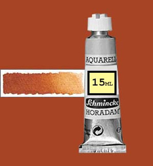 Schmincke Horadam Aquarell 15ml Gold Brown - 654