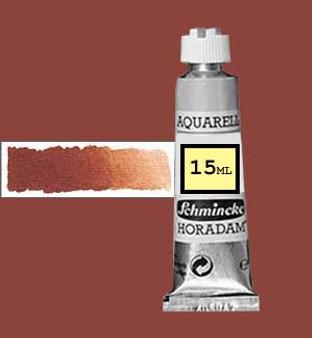 Schmincke Horadam Aquarell 15ml Burnt Sienna - 661