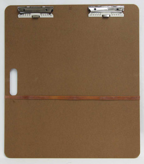 Masonite Clipboard 23x26 - OVERSIZED: Additional shipping costs are applied