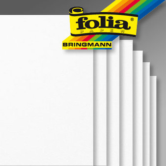 Folio Stationery Card 270G 8.5x11 White 25pk