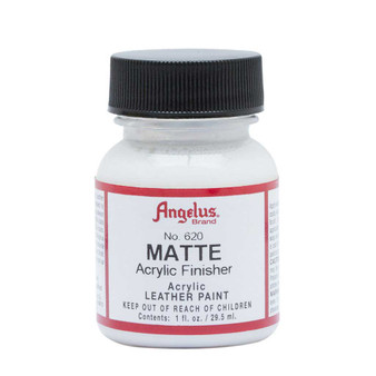 Angelus Leather Acrylic Finisher Matte 1oz