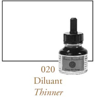 Sennelier Drawing Ink 30ml Thinner