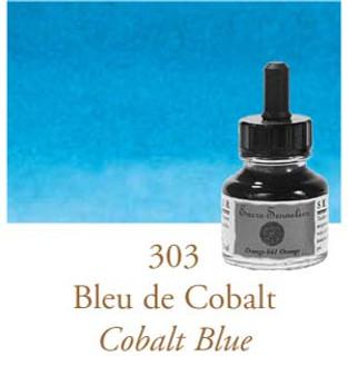 Sennelier Drawing Ink 30ml Cobalt Blue