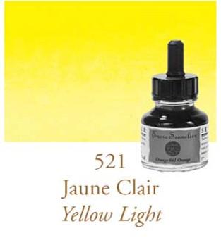 Sennelier Drawing Ink 30ml Yellow Light