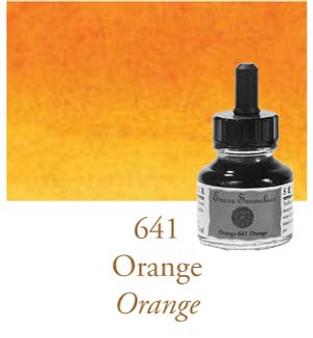 Sennelier Drawing Ink 30ml Orange