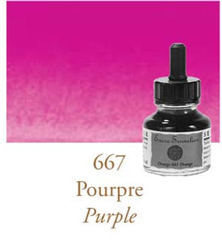 Sennelier Drawing Ink 30ml Purple