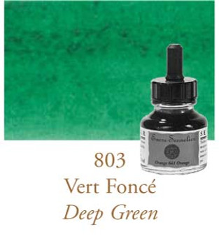 Sennelier Drawing Ink 30ml Deep Green