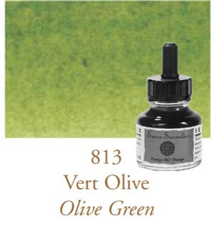 Sennelier Drawing Ink 30ml Olive Green