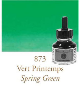 Sennelier Drawing Ink 30ml Spring Green