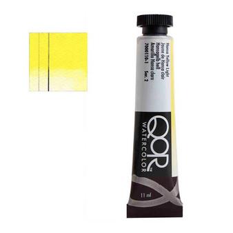QoR Watercolor 11ml tube Hansa Yellow Light