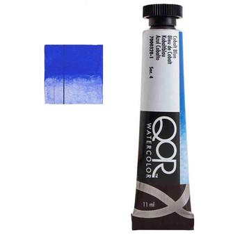 QoR Watercolor 11ml tube Cobalt Blue