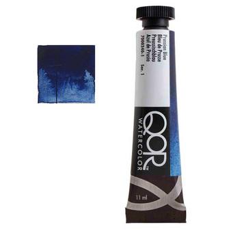 QoR Watercolor 11ml tube Prussian Blue